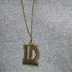 One Direction Designed Necklace,Lon..